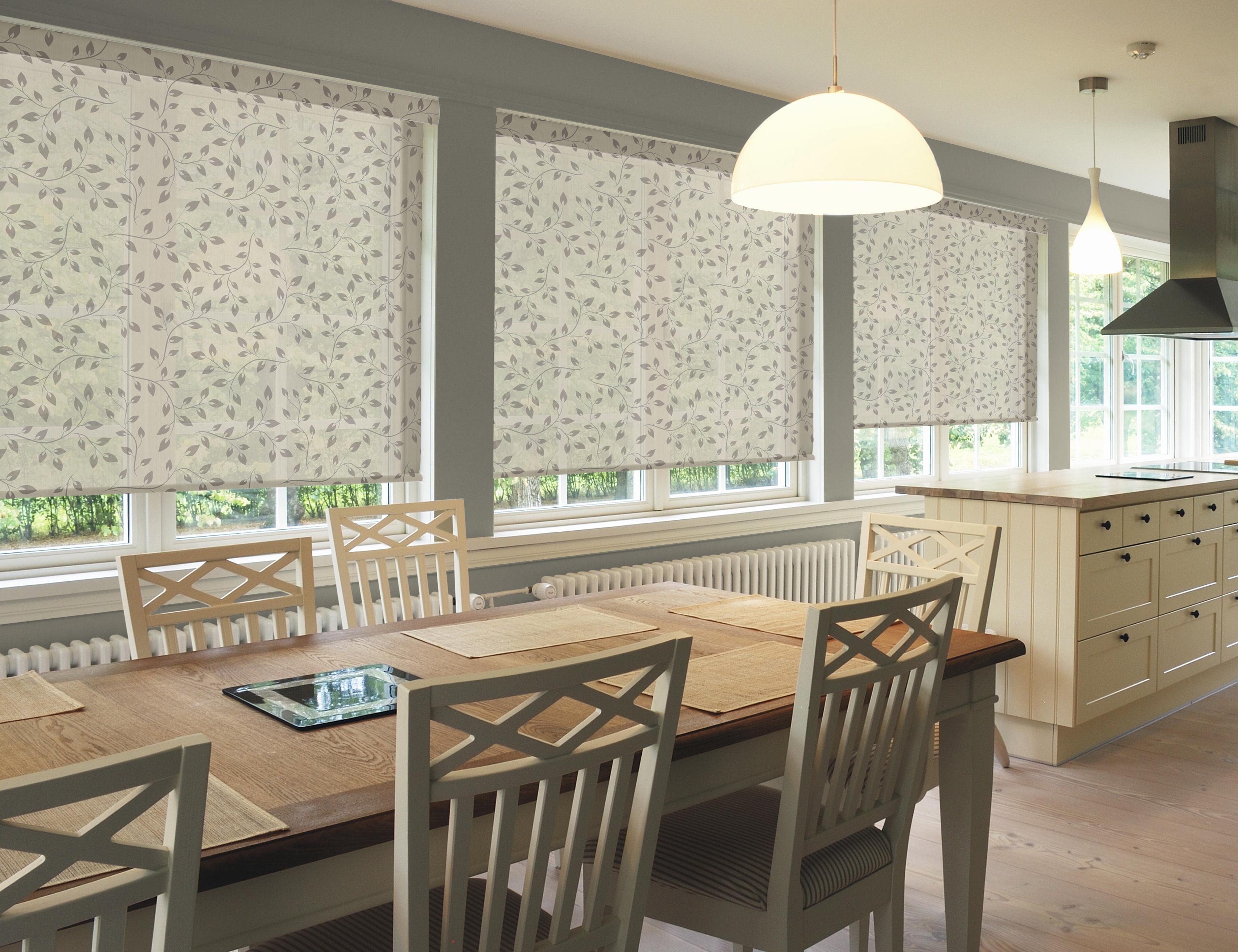 Inside mount window treatments - Summerdays_roomshot